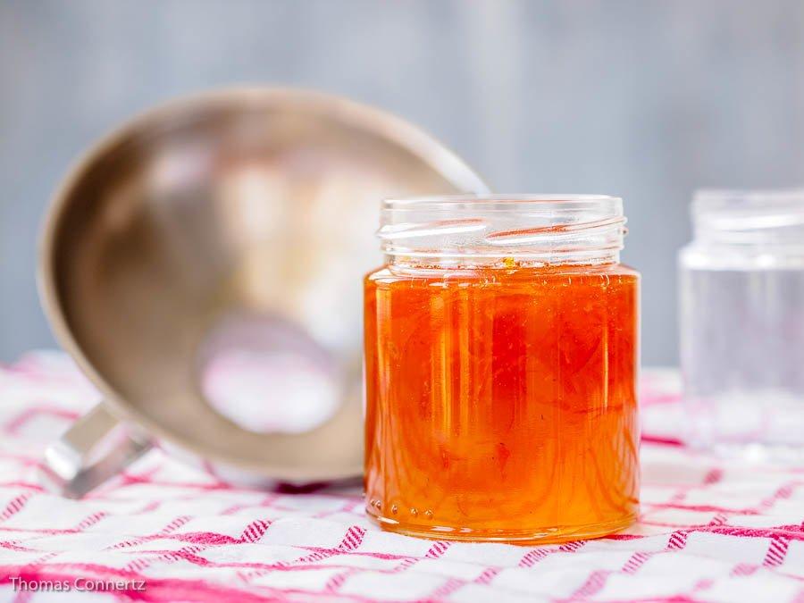 Bitterorangen-Marmelade