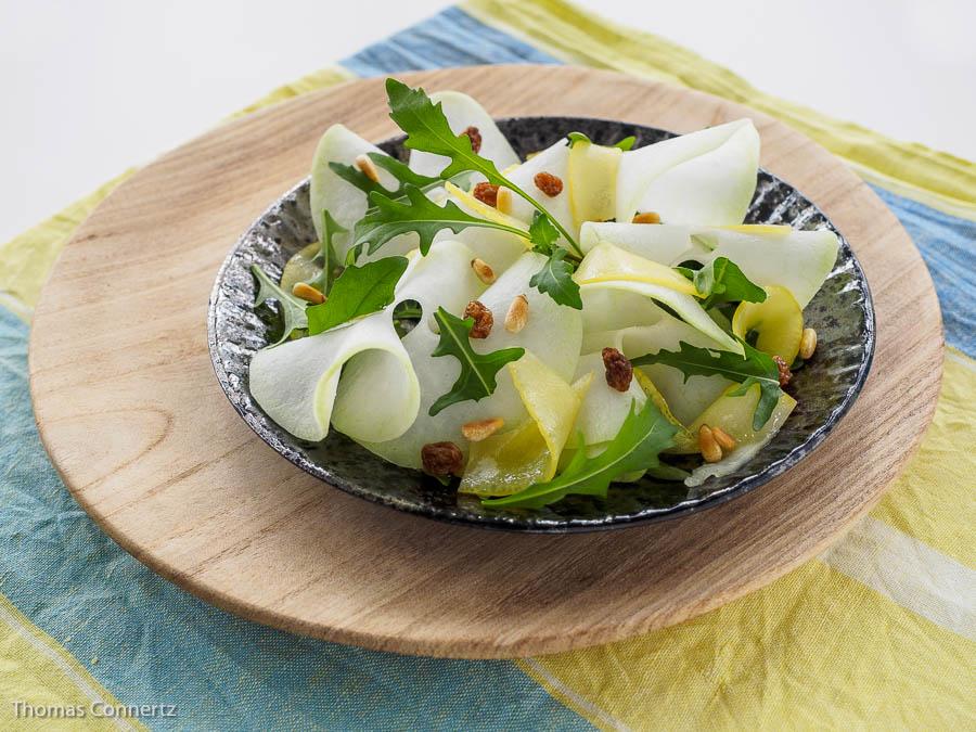 Cedro Kohlrabi Salat