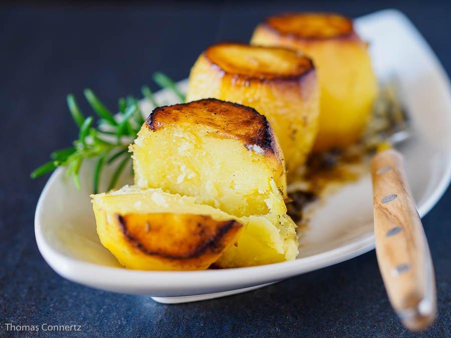 Fondant-Kartoffeln