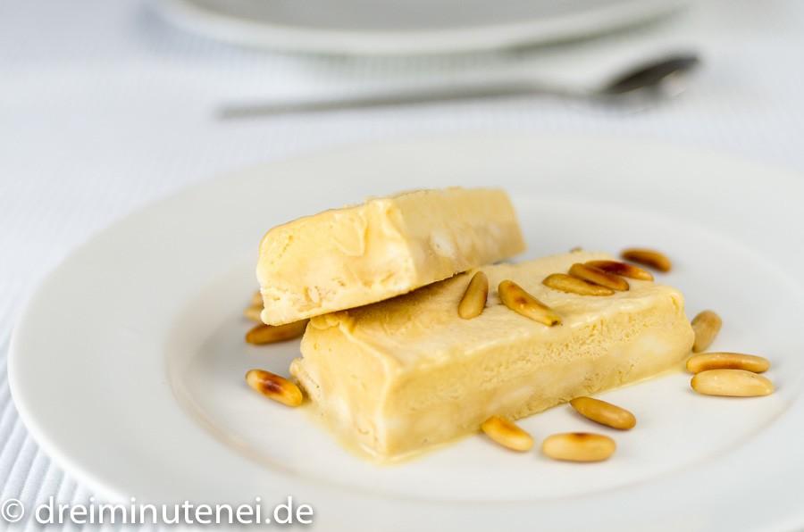 Honig-Semifreddo Honig-Parfait