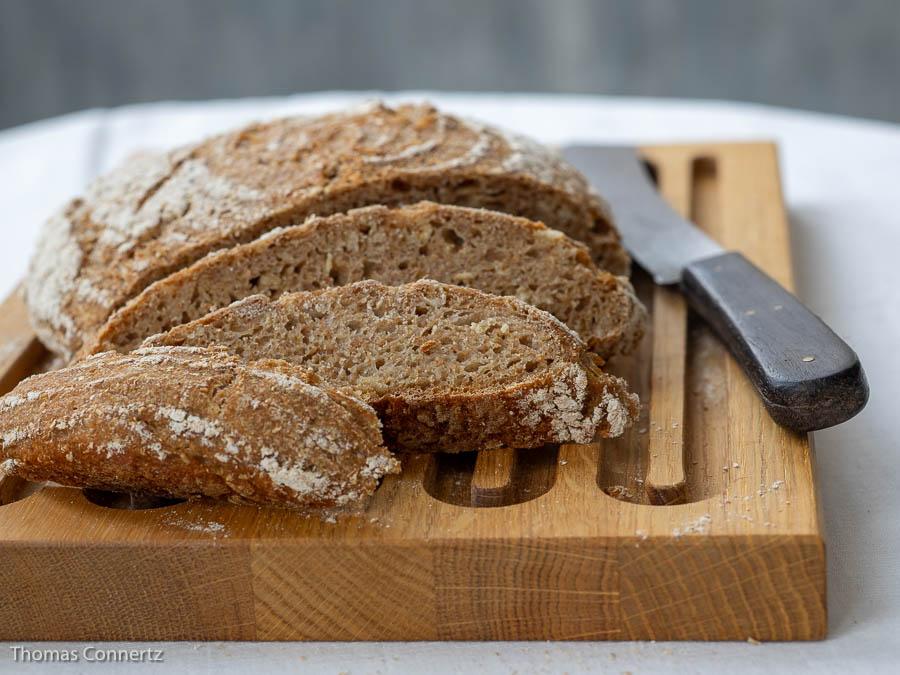 Kartoffel Hafer Weizen Brot