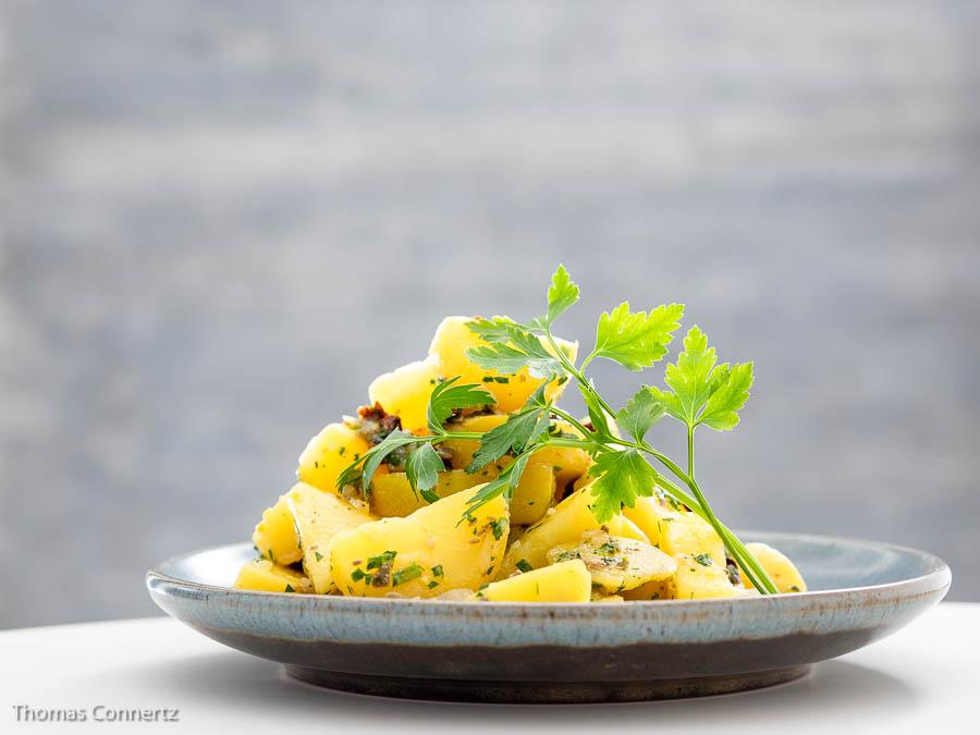 Kartoffelsalat Ligurien