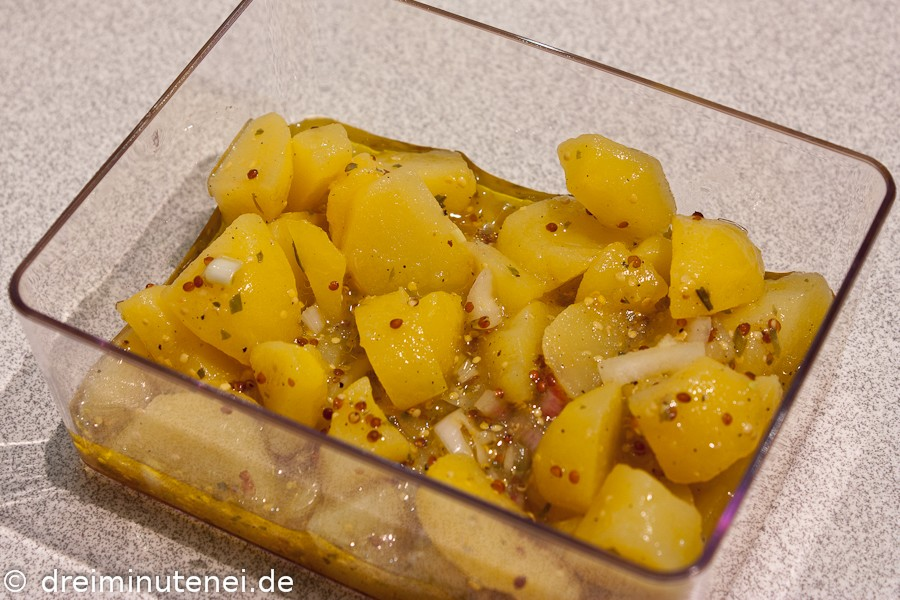 Kartoffelsalat mit Estragon