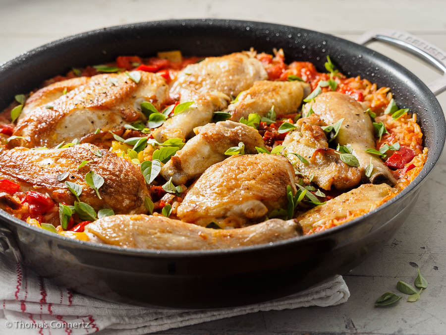 One Pan Chicken