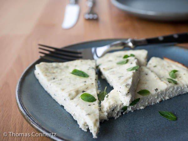 Ricotta-Kuchen