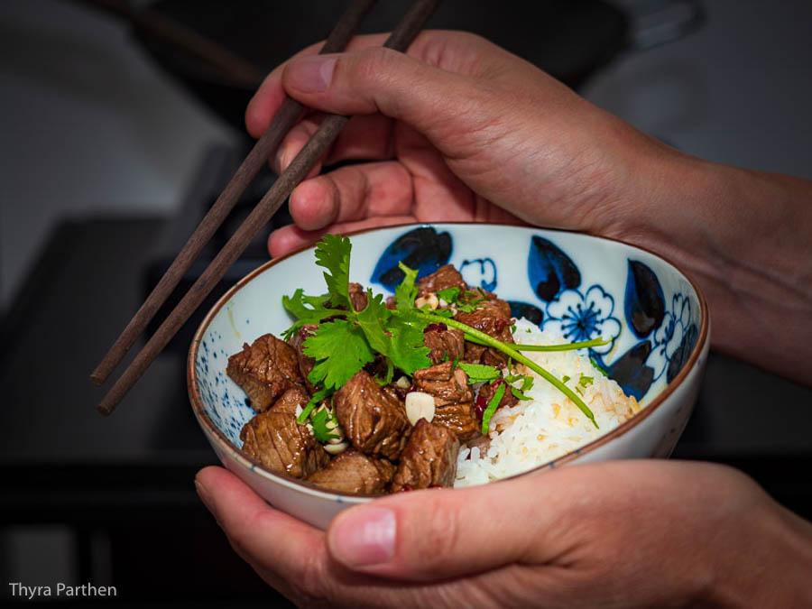 Rindfleisch Scharf Chongqing