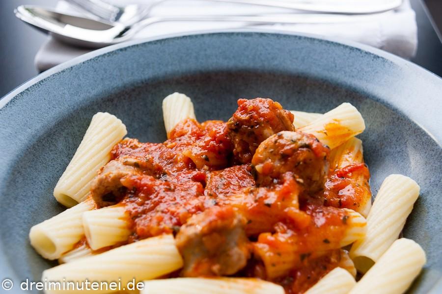 Tomatensauce Salsicce